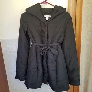 Maternity Winter Puffer Coat